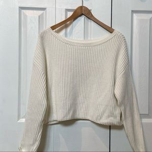 Cotton Candy LA sweater